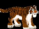 Siberian Tiger (The Restorers)
