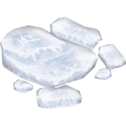 Pack Ice Render