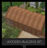 Wooden Building Set (Zeta-Designs)