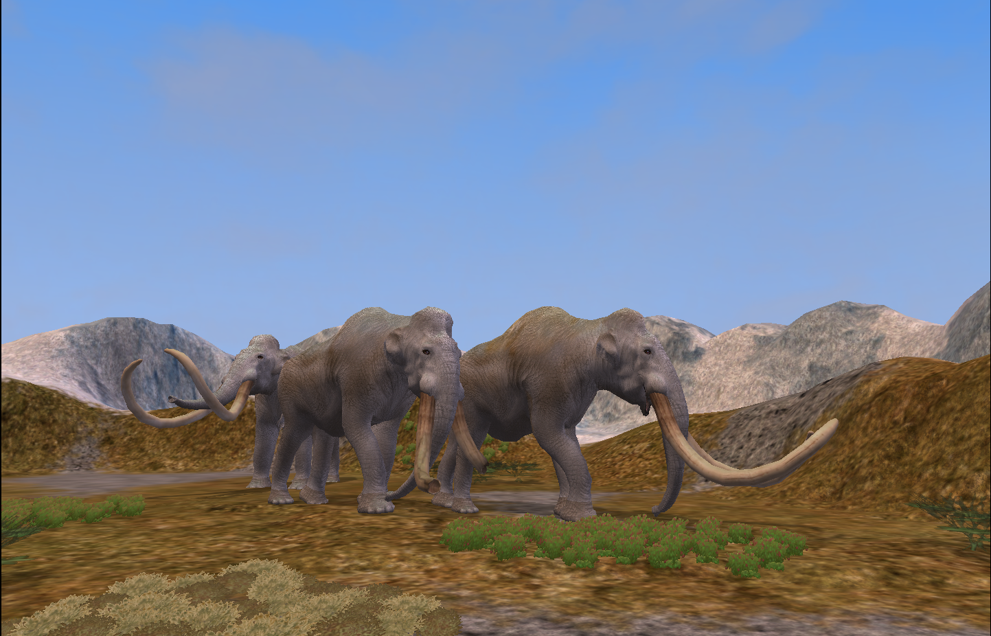 Steppe Mammoth Luca9108 Zt2 Download Library Wiki