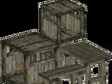Wooden Shelter (slice)