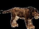 Cave Lion (Ultamateterex2)