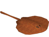 Short-tailed River Stingray (Tiger Claw Designs)