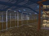 Stable Building Set (Snowleo)