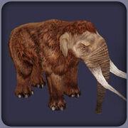 American Mastodon (Blue Fang)