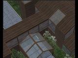 Dark Wooden Building Set (Zeta-Designs)