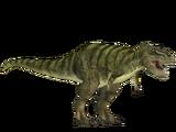 Tyrannosaurus (Iguanoraptor123)