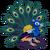 Peacock-icon