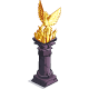 Yellow Phoenix Pillar-icon