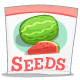 Watermelon seeds-icon