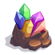 Rainbow Volcanic Quartz-icon