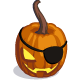Pirate Jack O'Lantern-icon