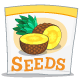 Pineapple seeds-icon