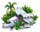 Crashed Plane-icon