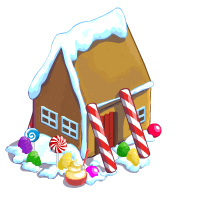 Gingerbread House Stage 4-icon