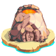 Bronze Volcano Trophy-icon