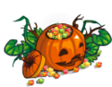 Event Halloween-icon