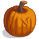 Round Pumpkin-icon