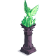 Green Phoenix Pillar-icon