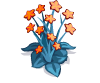 Blue Fireflower-icon