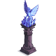 Blue Phoenix Pillar-icon