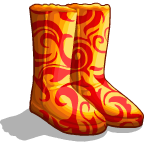 VolcanologistGear AsbestosBoots-icon