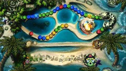 Zuma's Revenge - Boss Rush Mode HD Gameplay (Xbox 360) (1st time trying this mode)