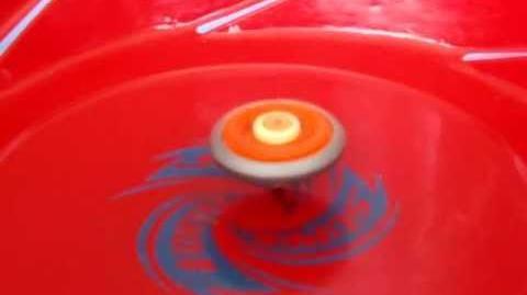 Burn Fireblaze 135MS Spinning