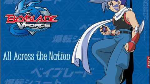 Beyblade All Across The Nation song with download link