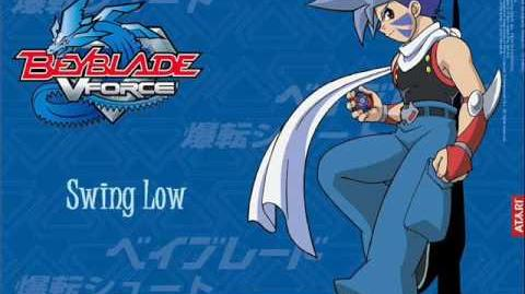 Beyblade Swing Low song with download