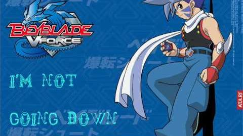Beyblade I'm Not Going Down song with download link