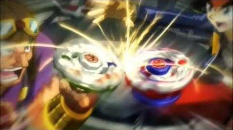 Beyblade Amv Samurai Ifraid vs Bandid Goriem