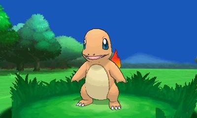 Pokemon-X-and-Y-Charmander-Screenshot-1