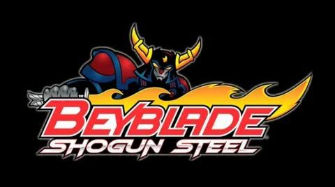 HD Beyblade Shogun Steel Opening HD ( Full Lyrics )