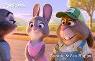 Zootopia - Bonnie & Stu Hopps 5100