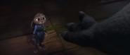 Bogo chce by Judy oddała odznakę
