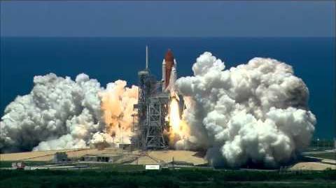 Space Shuttle Launch-0
