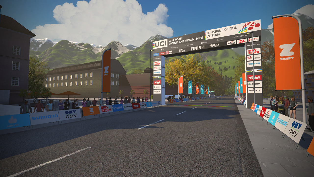 Innsbruck | Zwift Wiki | FANDOM powered by Wikia