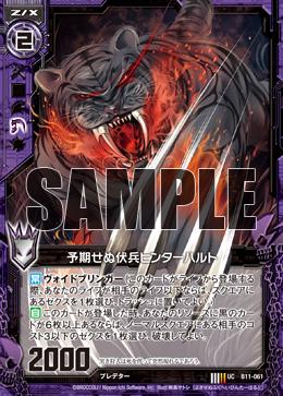 B11-061 Sample