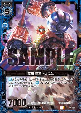 B10-030 Sample