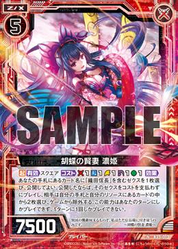 B23-012 Sample
