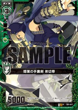E01-017 Sample