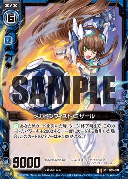 B05-034 Sample