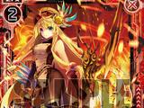 Signal Arrow of the Sacred Fire, Gandiva