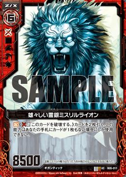 B05-011 Sample
