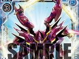 Crimson Blade of Alliance, Synchrotron