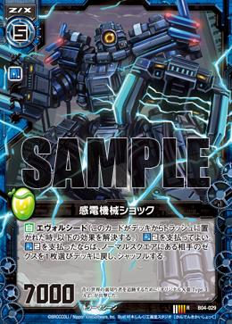 B04-029 Sample