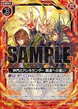 B24-017 Sample