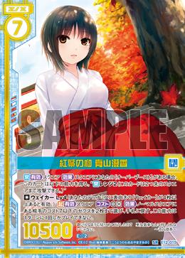 E12-015 Sample