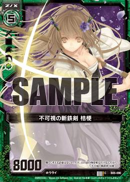 B05-090 Sample